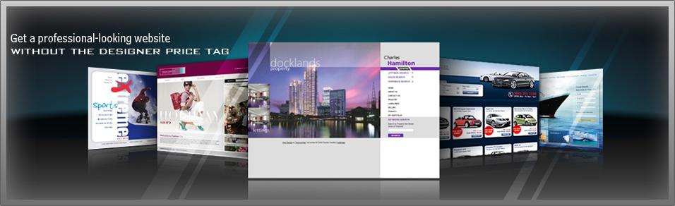 Features of iWebsiteMaker Website Builder Software